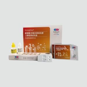 淋球菌/沙眼衣原体抗原二联检测试剂盒